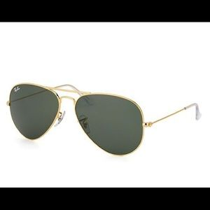 Ray Ban Aviator Sunglasses RB 3025